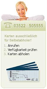 Ticketshop Kulturschloss Großenhain