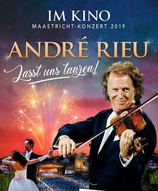 André Rieu 'Lasst uns tanzen' im Kino