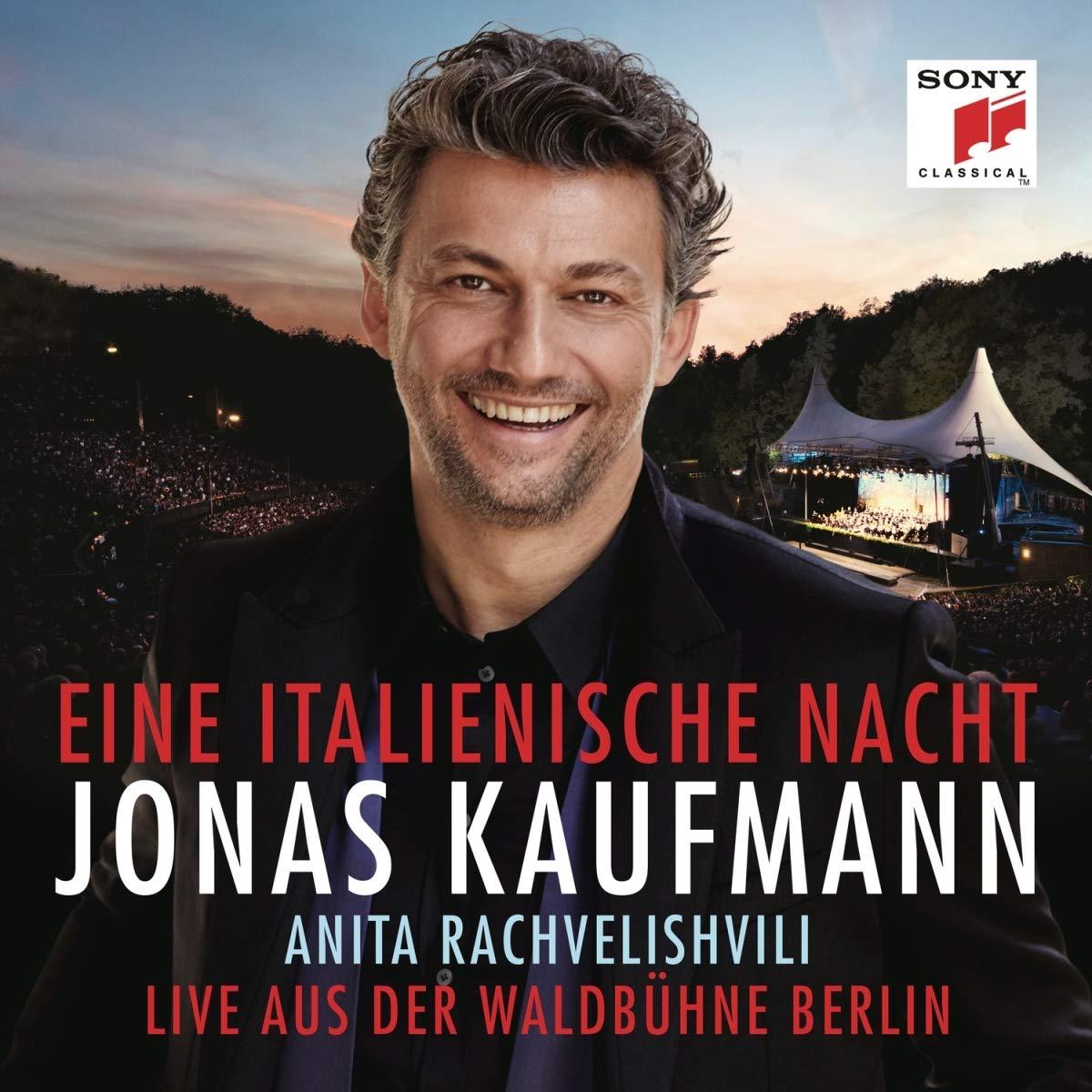 Eine italienische Nacht - Jonas Kaufmann aus der Waldbühne Berlin im Kino