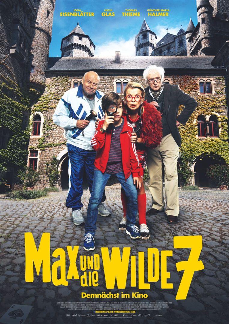 Max & die wilde 7