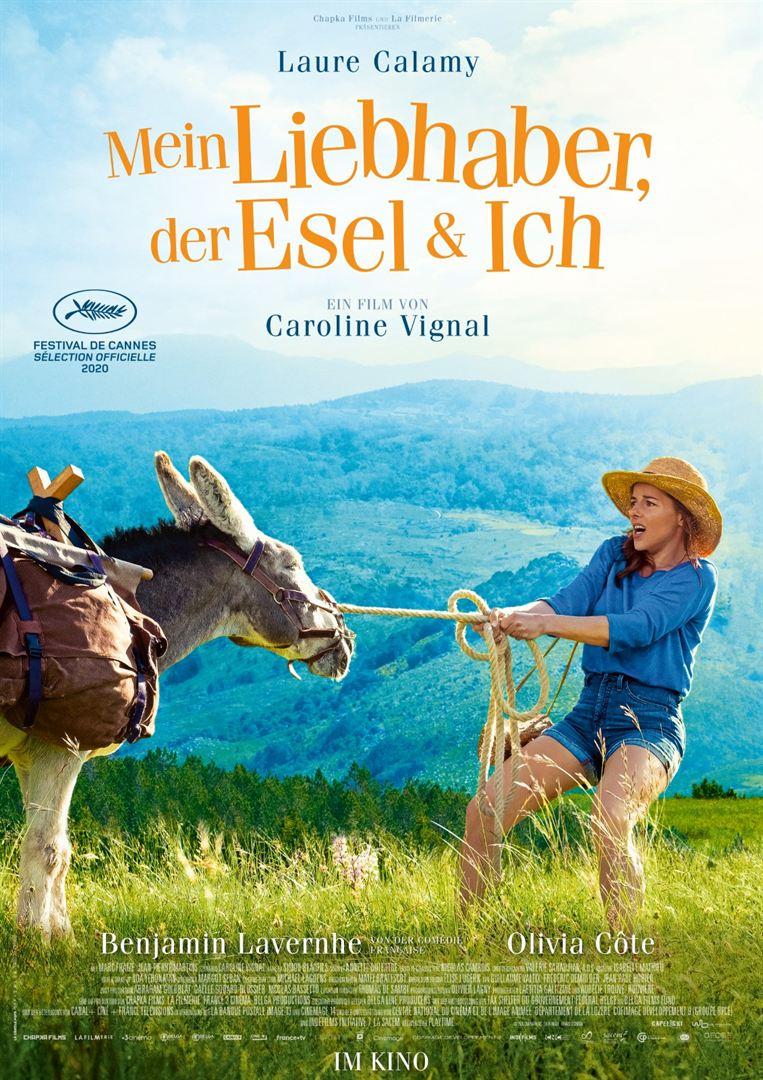 Mein Liebhaber, der Esel & ich - Open-Air-Kino im Schlossgraben