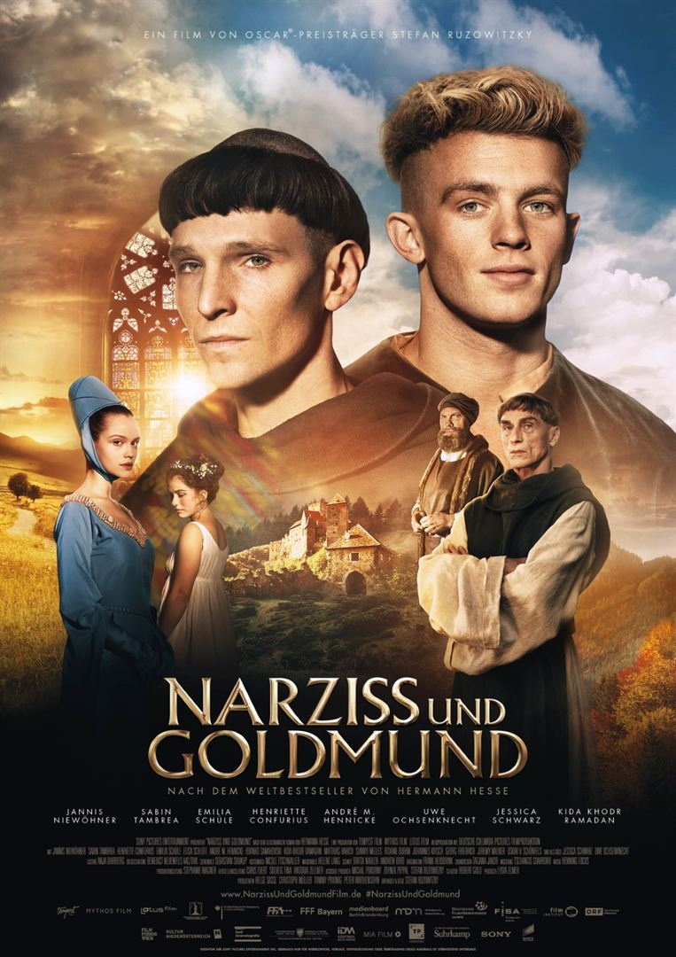 Narziss & Goldmund - Open-Air-Kino im Schlossgraben