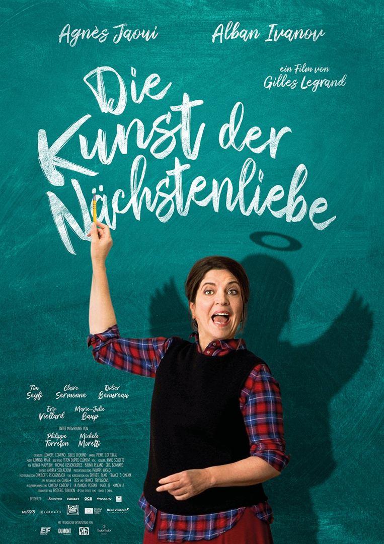 Die Kunst der Nächstenliebe - Open-Air-Kino im Schlossgraben