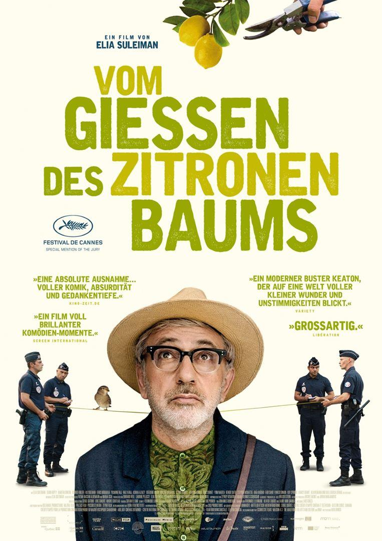 Vom Gießen des Zitronenbaums - Open-Air-Kino imSchlossgraben